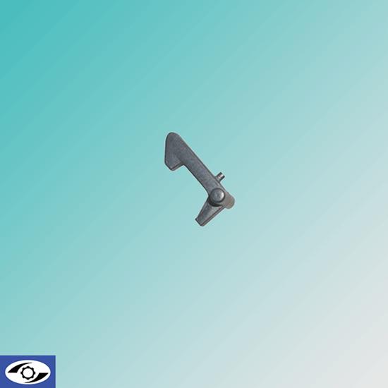 تصویر زبانه فلزی آزمایش باریک 2003